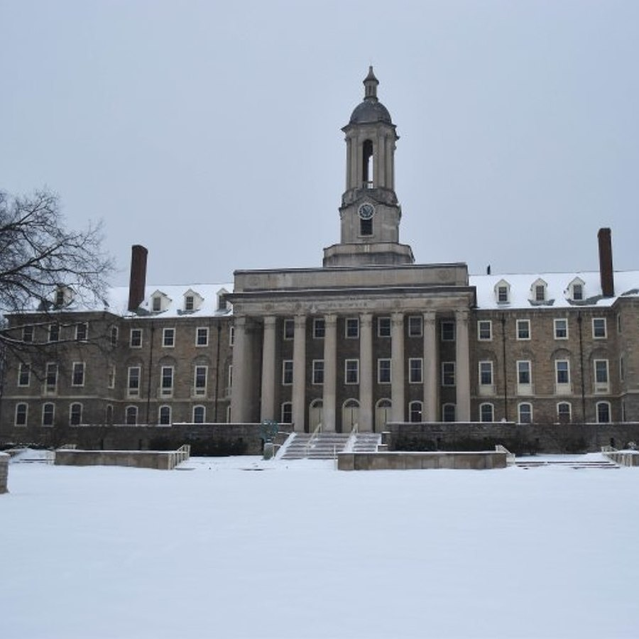 Penn State Dismissing Classes Early for Impending Winter Storm