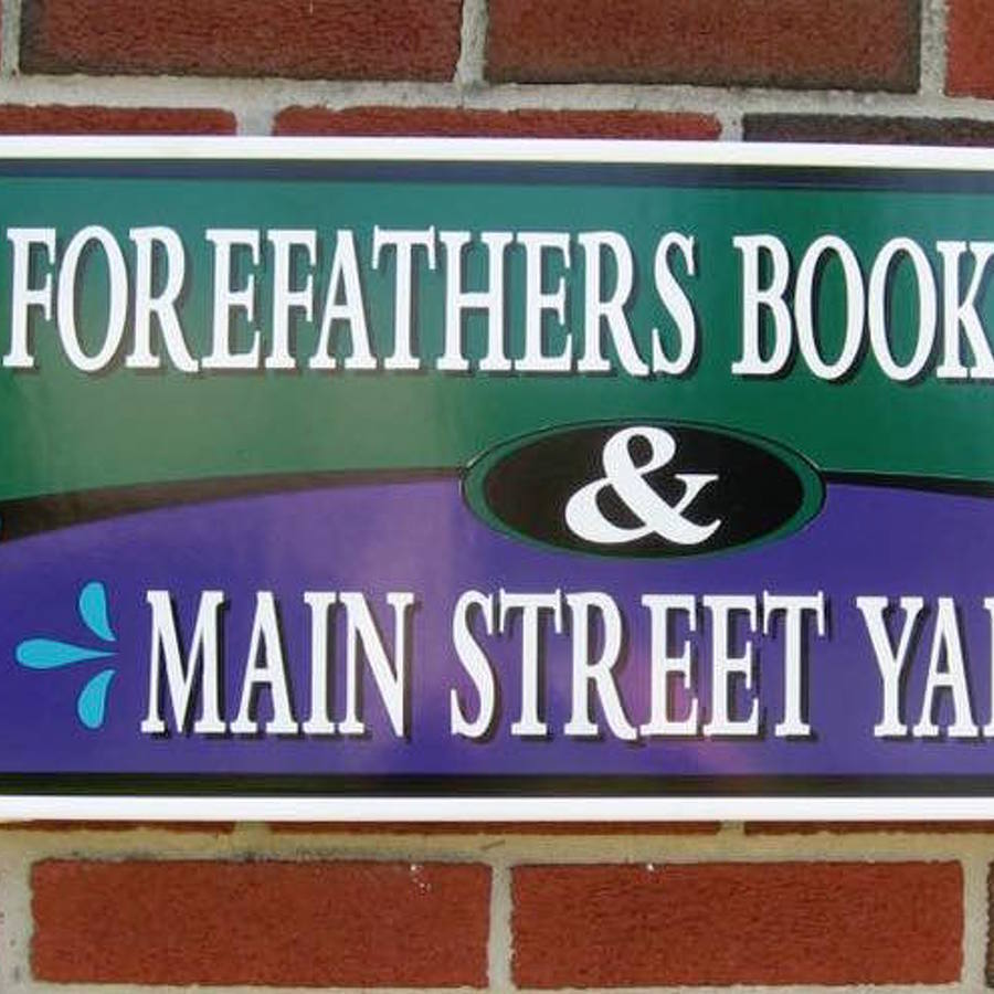 Book Shop to Showcase 9 Talents During 'Forefathers Authors Day'