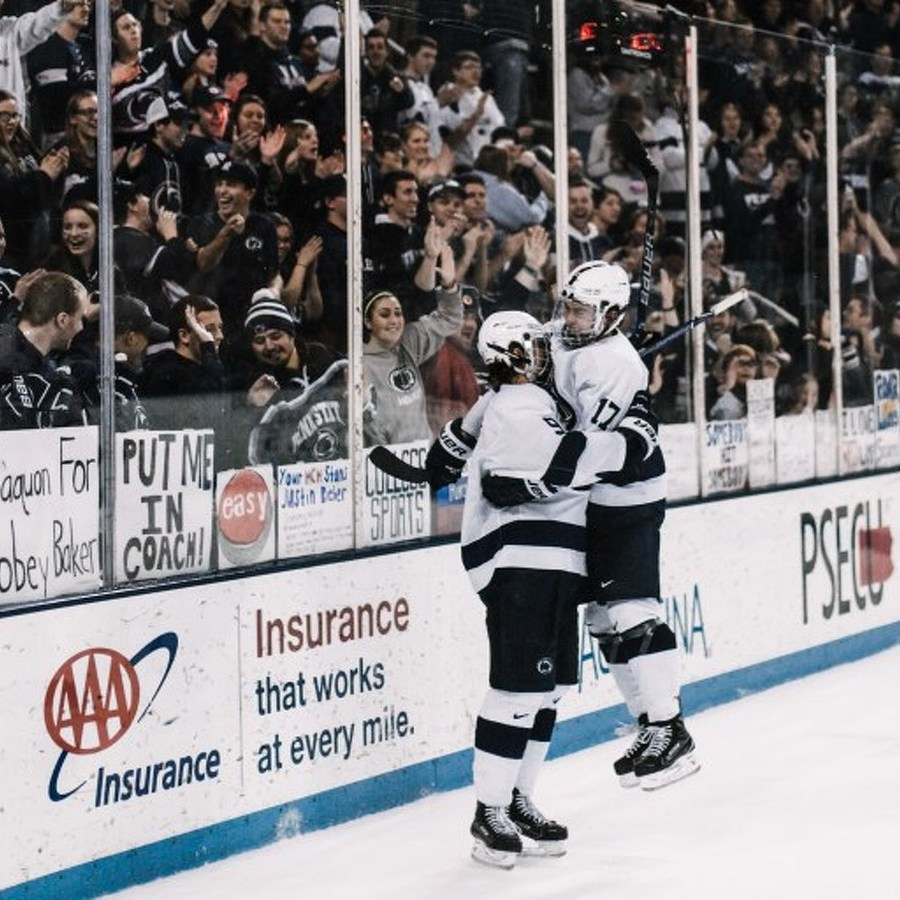 Penn State Hockey: Nittany Lions Beat Michigan in OT