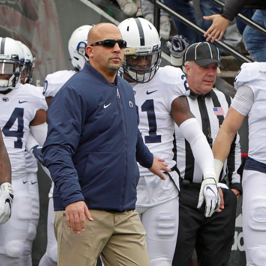 Penn State Football: Franklin Talks USC Rumors But Does Little To Squash Them