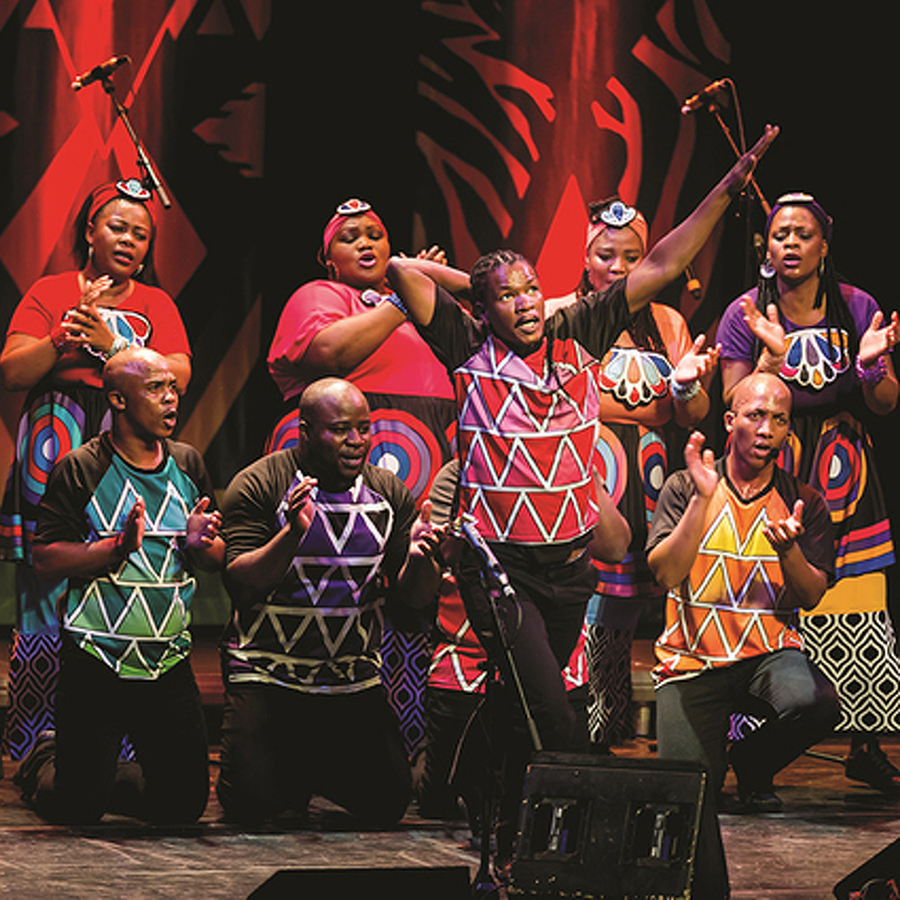 On Center: Soweto Gospel Choir Will Honor Legacy of Nelson Mandela