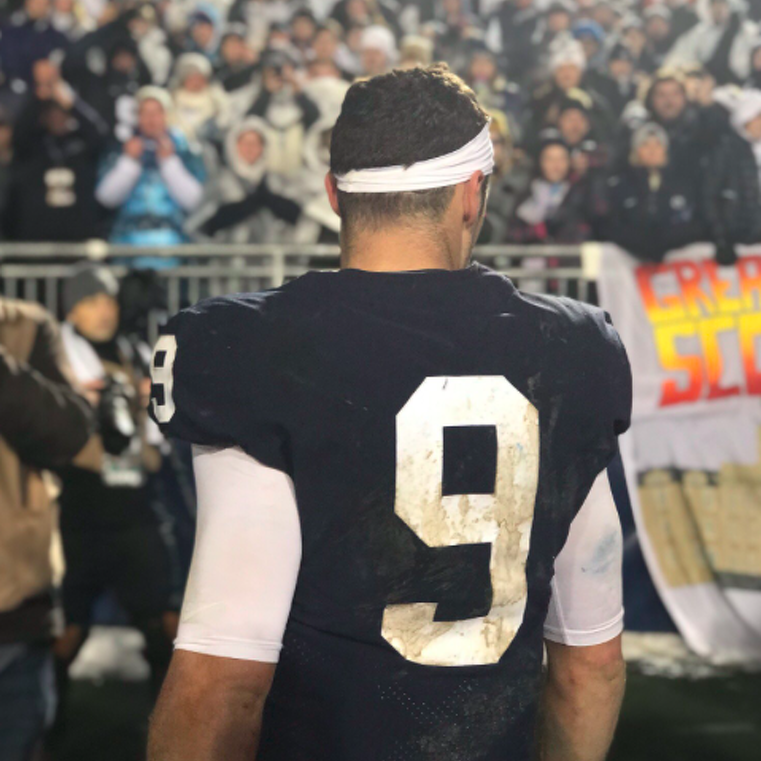 Penn State Football: A Career Not Short On Success And Heartbreak, McSorley Belts One Final Beaver Stadium Home Run
