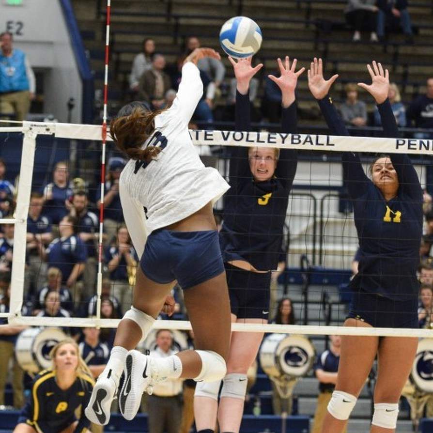 Penn State Women's Volleyball to Host Howard in NCAA Tournament First Round