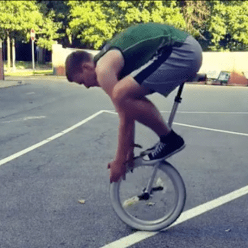 Penn State Student Unicyclist Aims to Turn Passion into Community with New Club