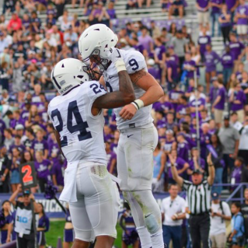 Penn State Football: McSorley And Sanders Earn All-Big Ten Honors