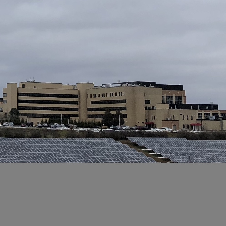 County looks to use solar panel array to power prison