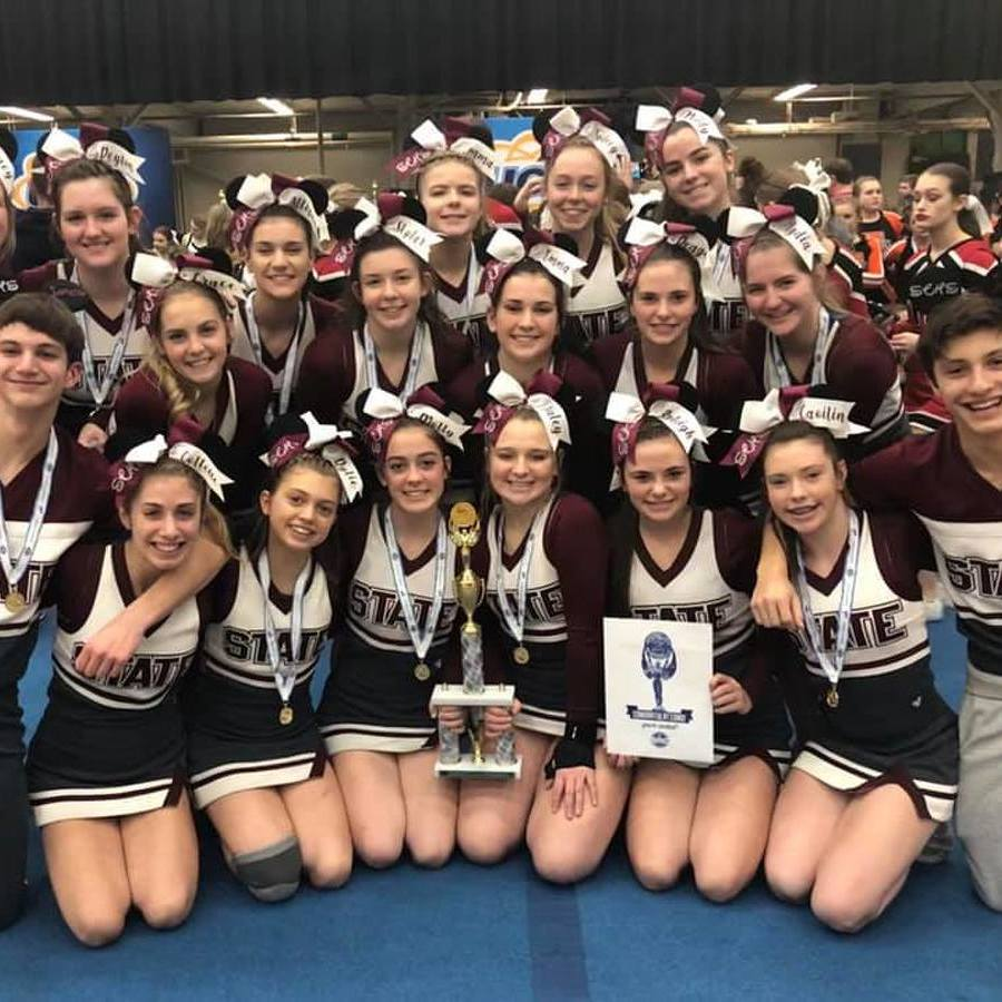 State High Cheer Team Qualifies for National Championships
