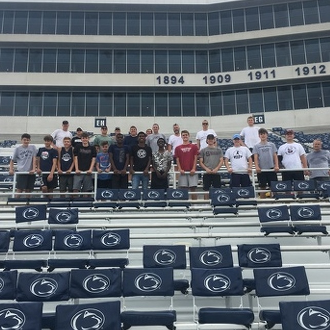 State High Basketball Booster Club Looking for Volunteers for Beaver Stadium Seatback Takedown