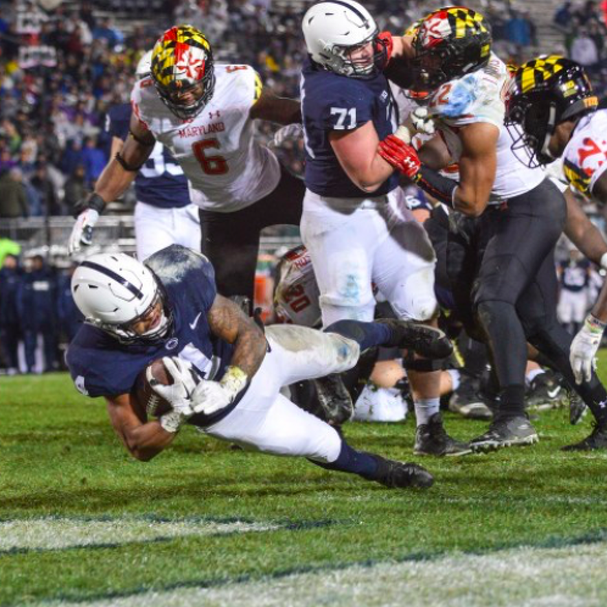 Penn State Football: 2019 Maryland Game Slated For Friday Night