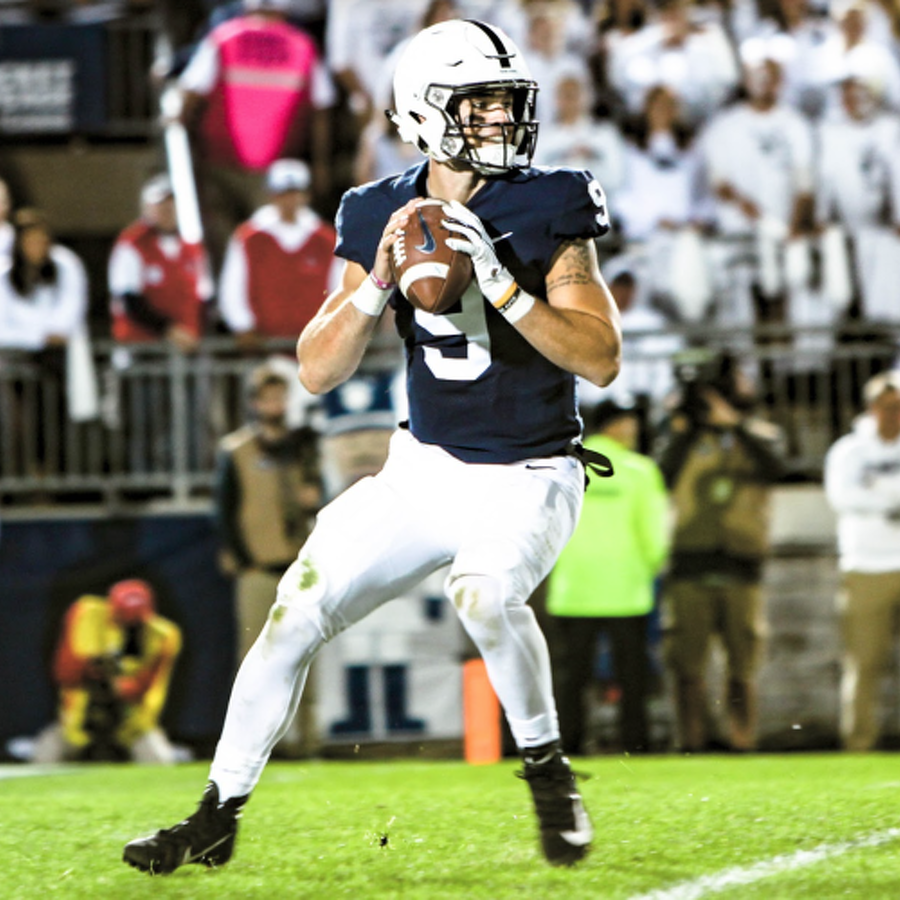 Penn State Football: Trace McSorley Named Team MVP