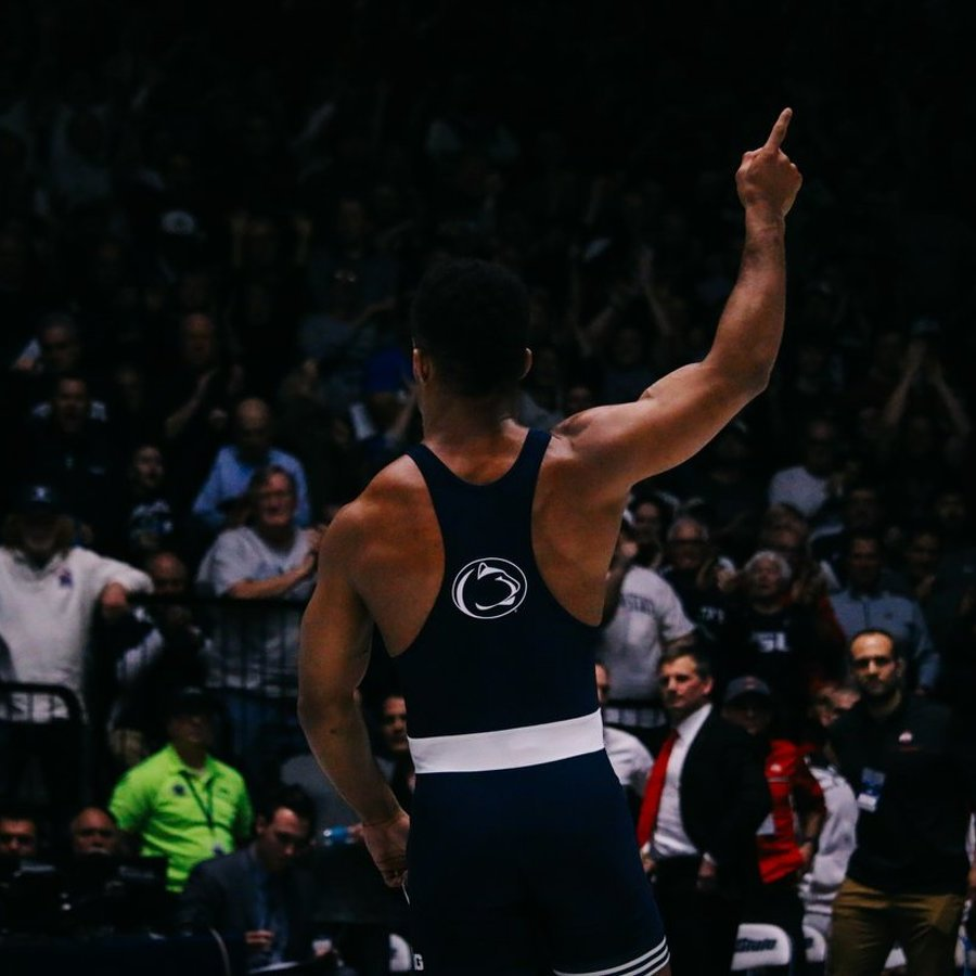 No. 1 Penn State Wrestling Set to Face No. 15 Arizona State
