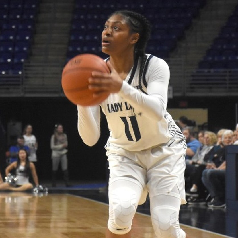 Lady Lions Close Non-Conference Slate with Win over American