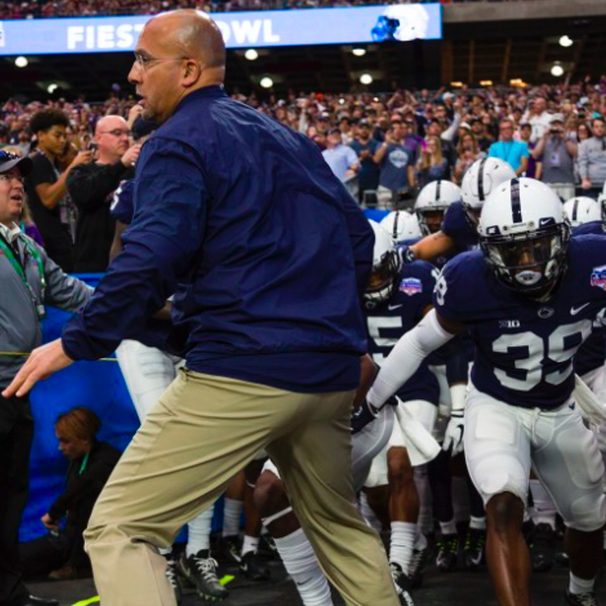 Penn State Football: Nittany Lions Ink Four-Star Running Back Noah Cain