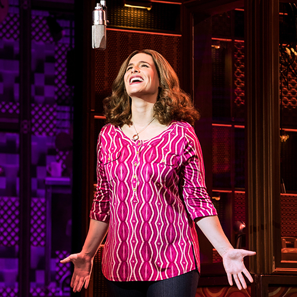 On Center: Sarah Bockel earns her opportunity to portray Carole King in 'Beautiful'