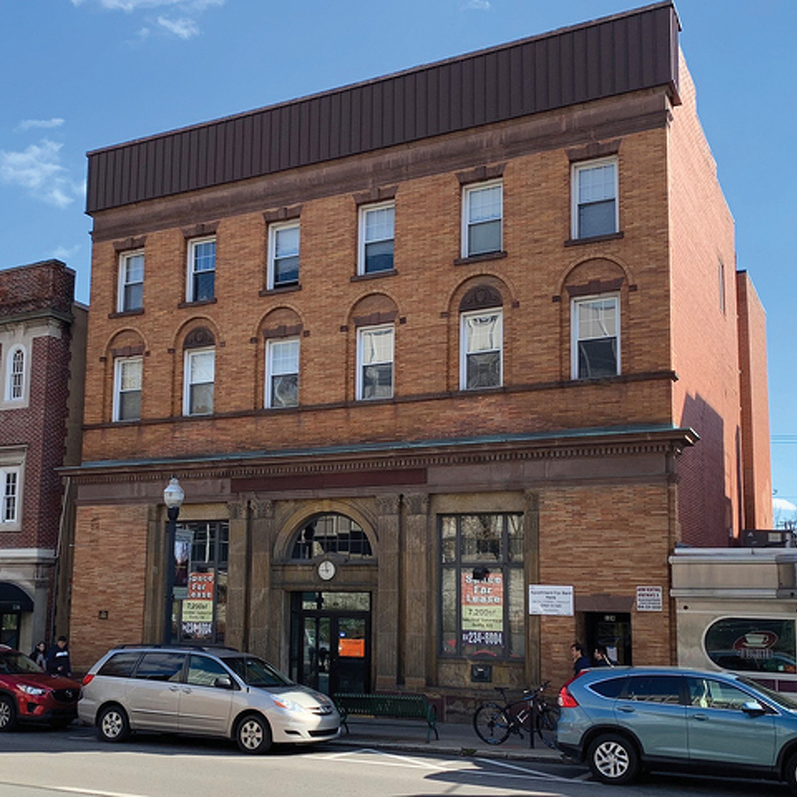 Building That Housed State College's Original First National Bank Helped a Community Take Root