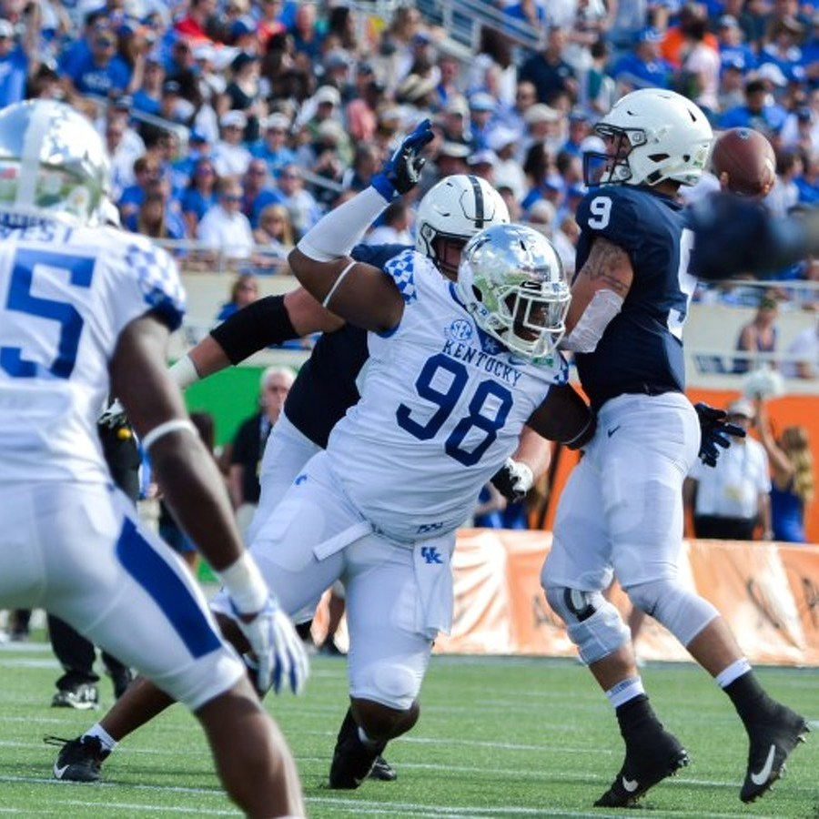 Penn State Falls to Kentucky in the Citrus Bowl