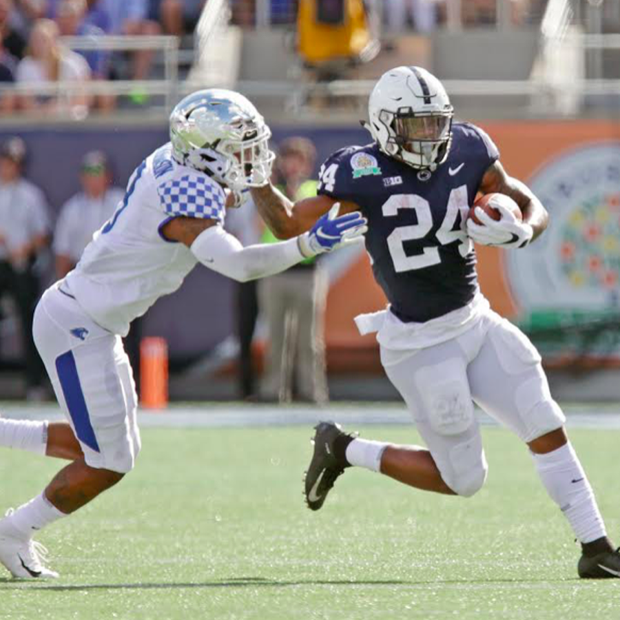 Penn State Football: Miles Sanders Declares for NFL Draft
