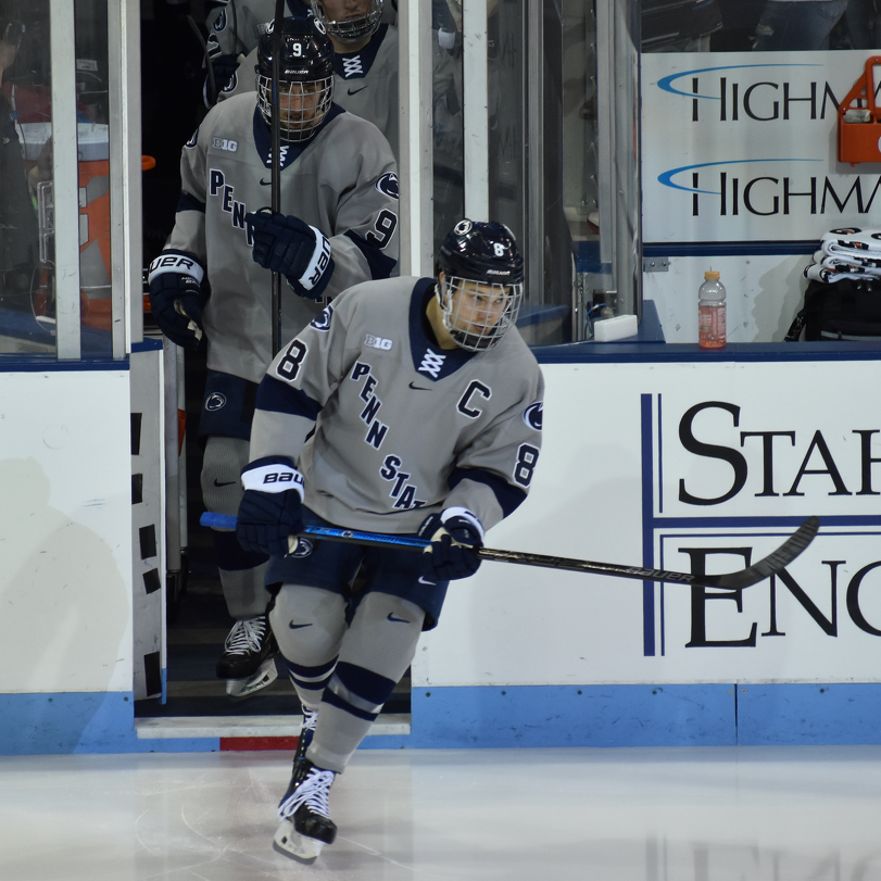 Penn State Hockey: Nittany Lions Beat Michigan State 4-2