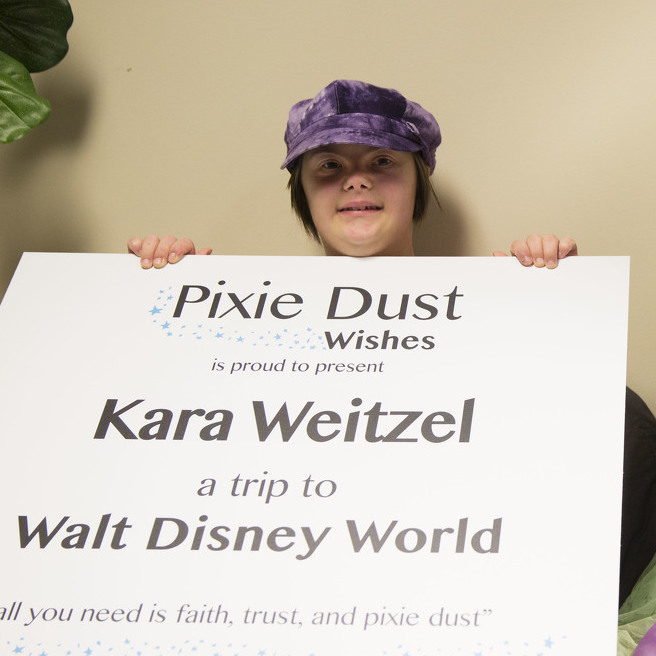 Pixie Dust Wishes Awards 8th Disney Trip