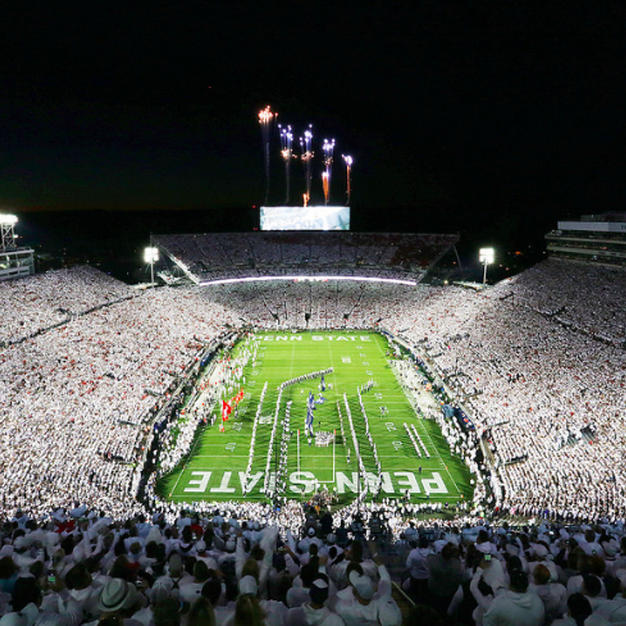 Penn State Announces Town Hall Meetings For Football Parking Changes