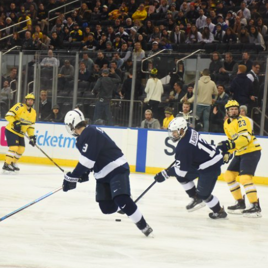 Penn State Hockey: Nittany Lions Roll Past Michigan 5-2