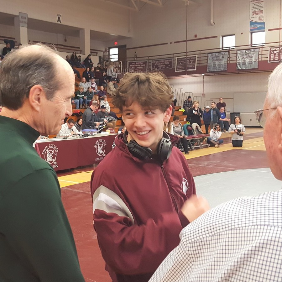 State High Wrestling Alums Looking to Bright Future for Little Lion Program
