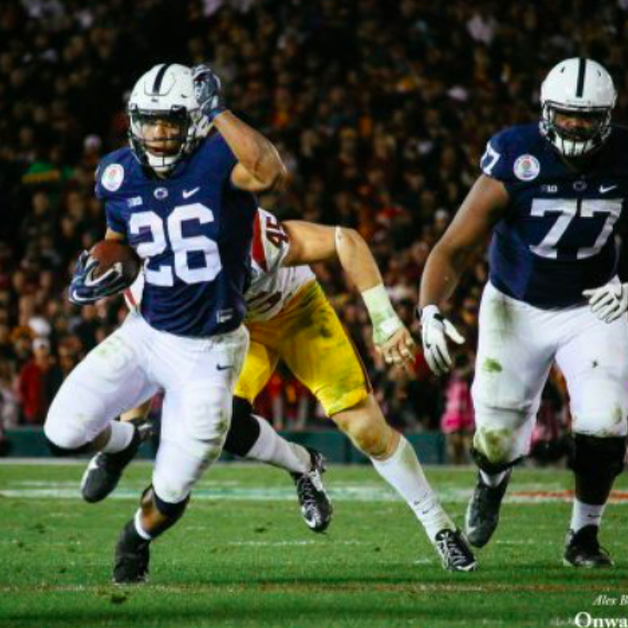 Penn State Football: Saquon Barkley Named Pepsi NFL Rookie Of The Year