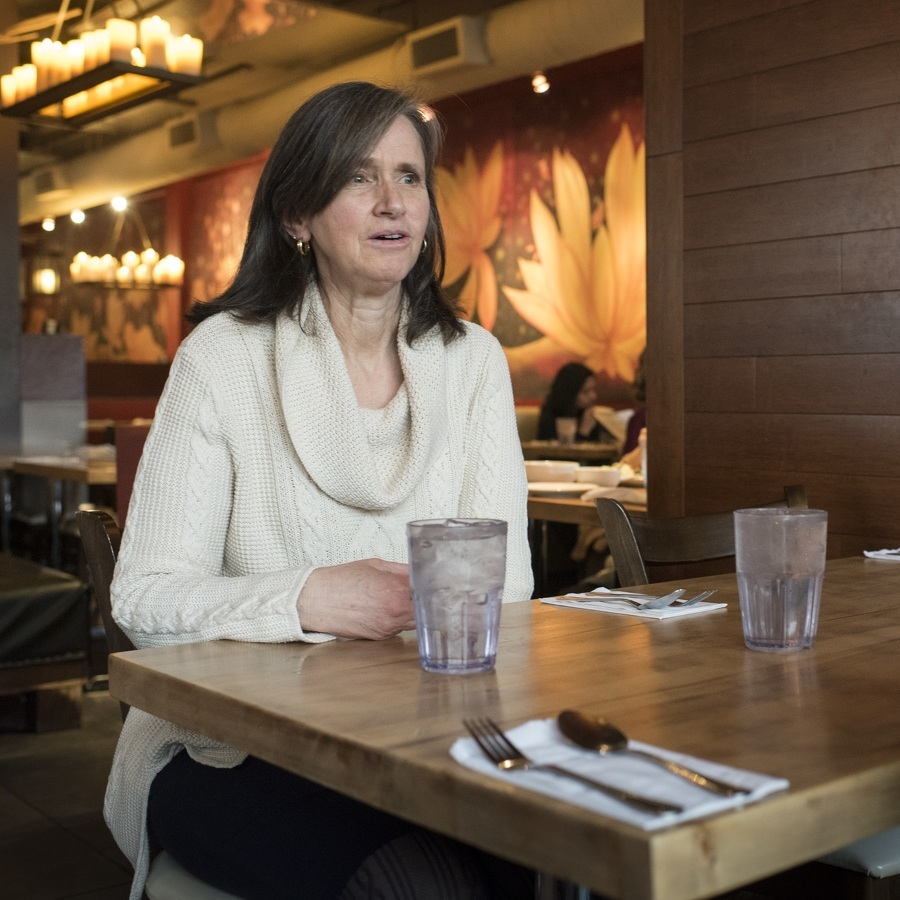 Lunch with Mimi: Jackie Hook of Koch Funeral Home