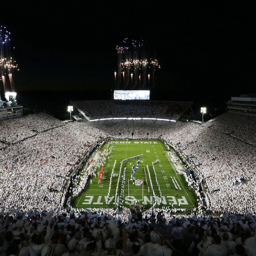 4-Star Linebacker Curtis Jacobs Commits to Penn State