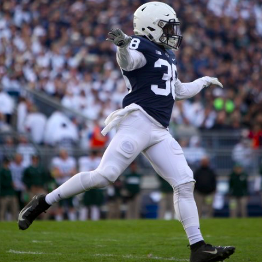 Penn State Football: Franklin Offers Thoughts on Transfer Portal, Lamont Wade's Return