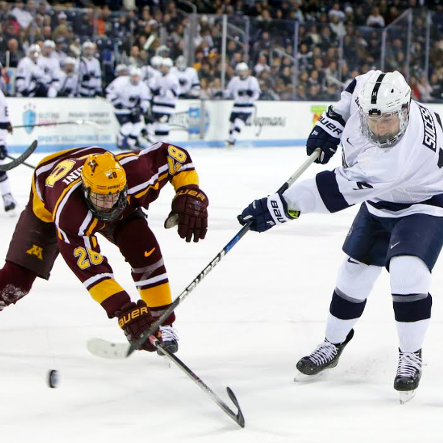 Penn State Hockey: Nittany Lions Complete Sweep With 6-2 Win Over Minnesota