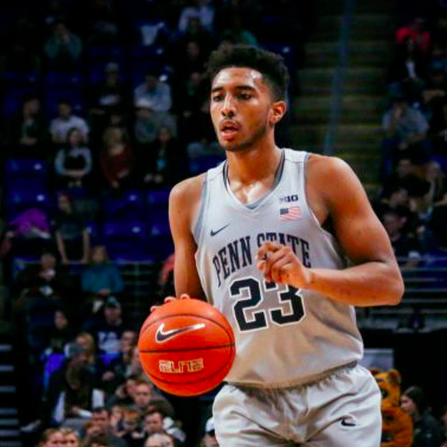 9697ccc4 Penn State Basketball: Reaves Eyes Program Steals Record With Eight Games  To Go