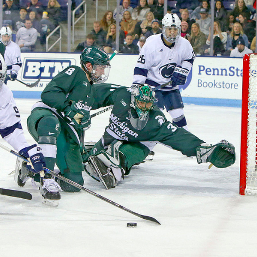 Penn State Hockey: Nittany Lions Continue To Battle Consistency Lose 5-3 To Michigan State