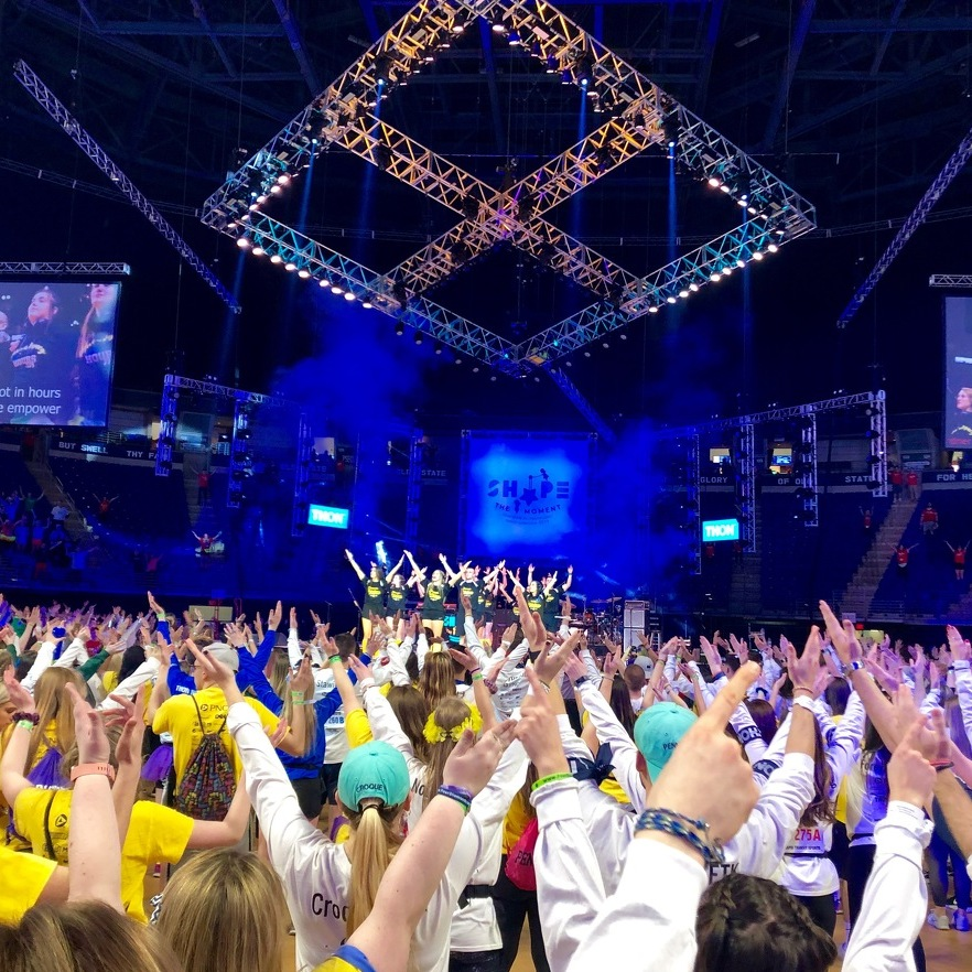 'Shape the Moment': THON 2019 Gets Under Way at BJC
