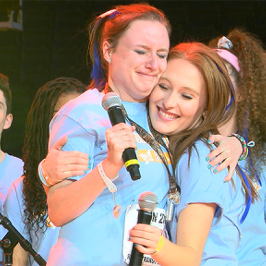 Singing Lions Honor THON Child With Tribute Performance