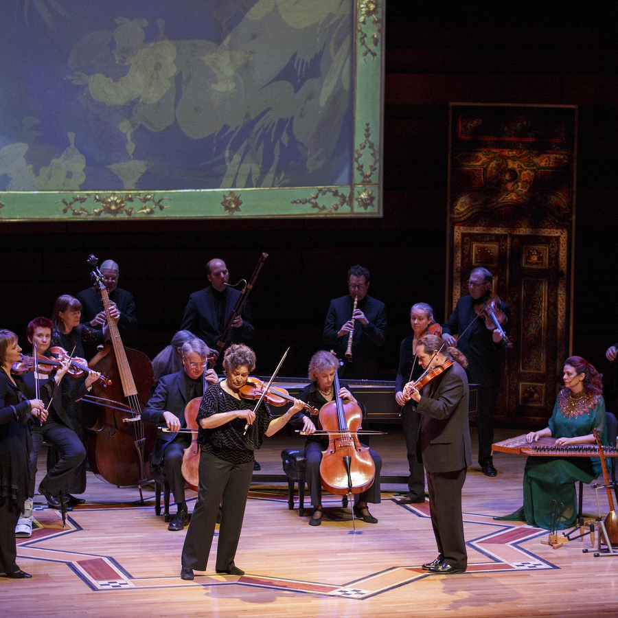 Tafelmusik Baroque Orchestra and Trio Arabica Wed Music and Cultures in 'Tales of Two Cities' at Schwab Auditorium
