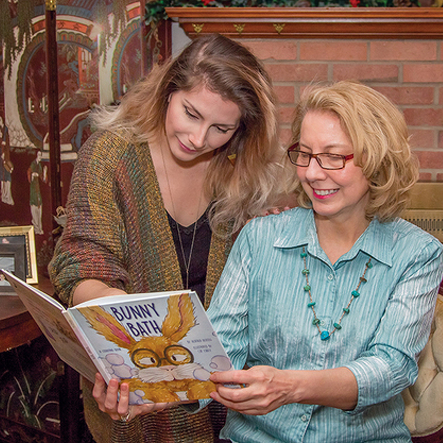 Magical Journey: Mother & Daughter Turn a Hobby and a Childhood Whimsy into a Bestselling Children's Book