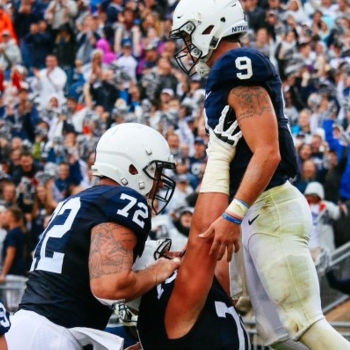 Trace McSorley Will Jump for Charity at NFL Combine