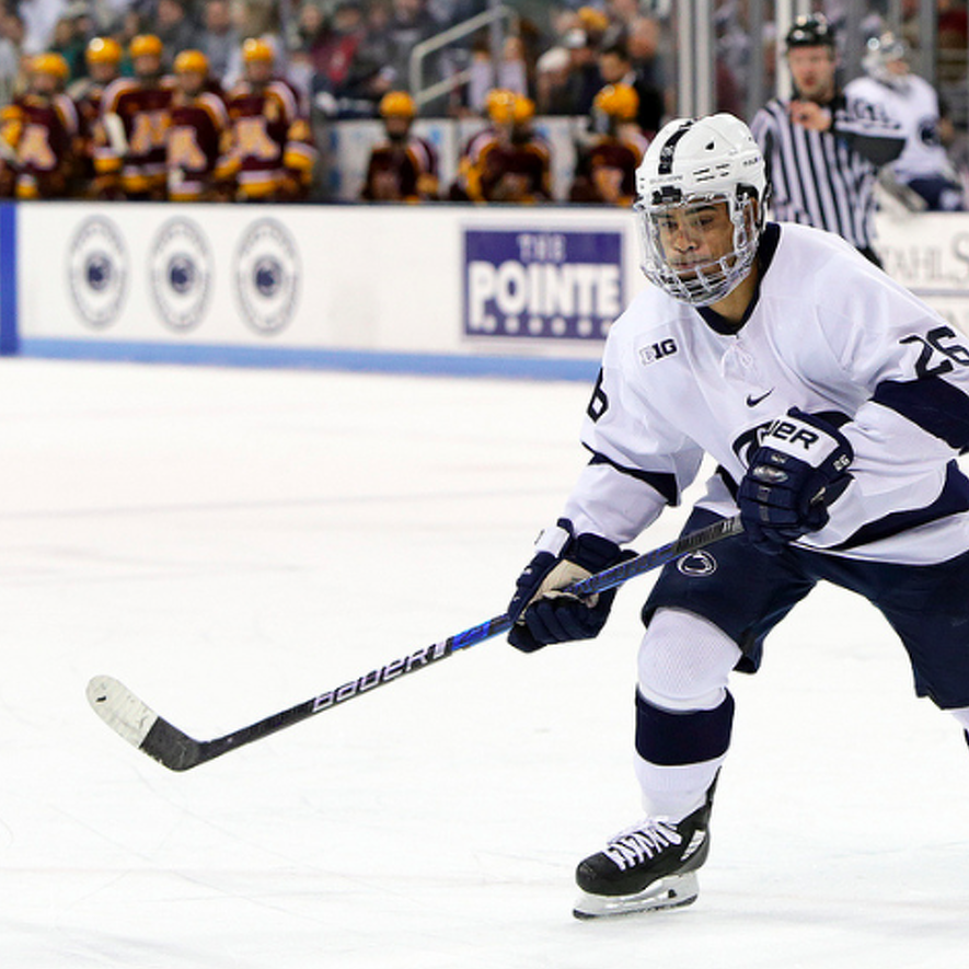 Penn State Hockey: Nittany Lions Beat Notre Dame 3-2, Will Host Wisconsin In First Round Of Big Ten Tournament