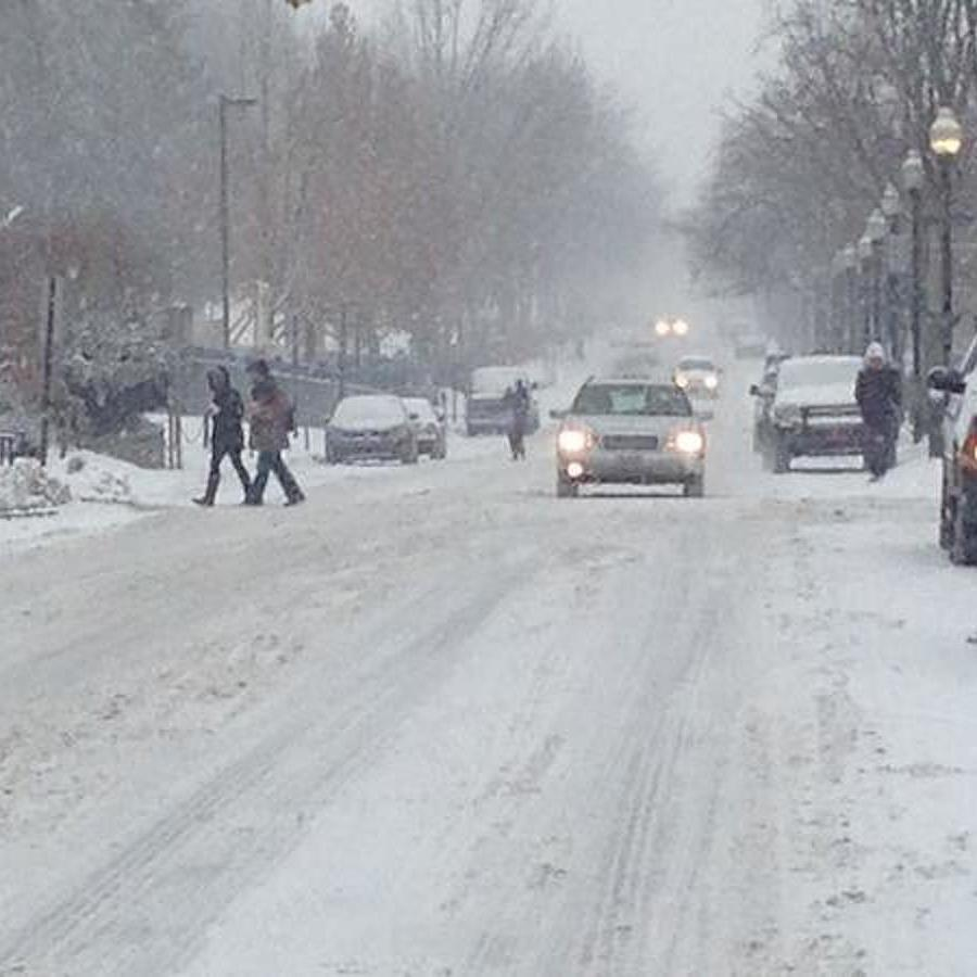Winter Weather Advisory Issued with Snow Expected Sunday
