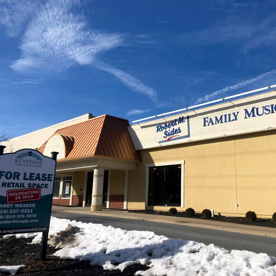 Robert M. Sides to Move to a New Location