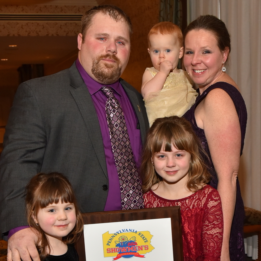 Bartlebaugh Named 'Showman of the Year'