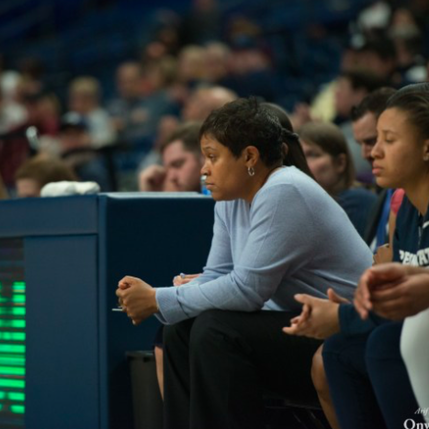 Penn State Women's Basketball Parts Ways with Coquese Washington