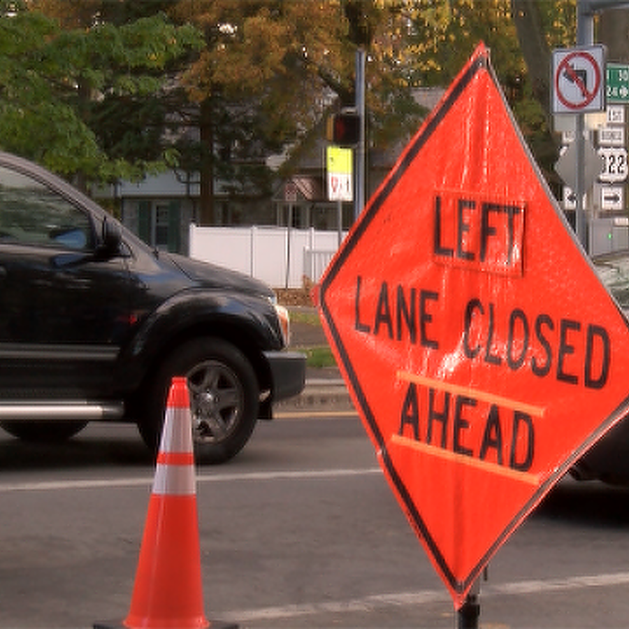 Lengthy Delays Expected Next Week on North Atherton Street