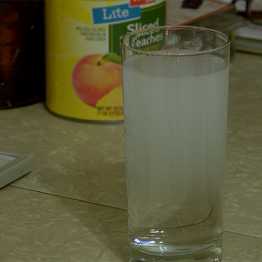 Mountaintop Residents Still Dealing with Water Issues