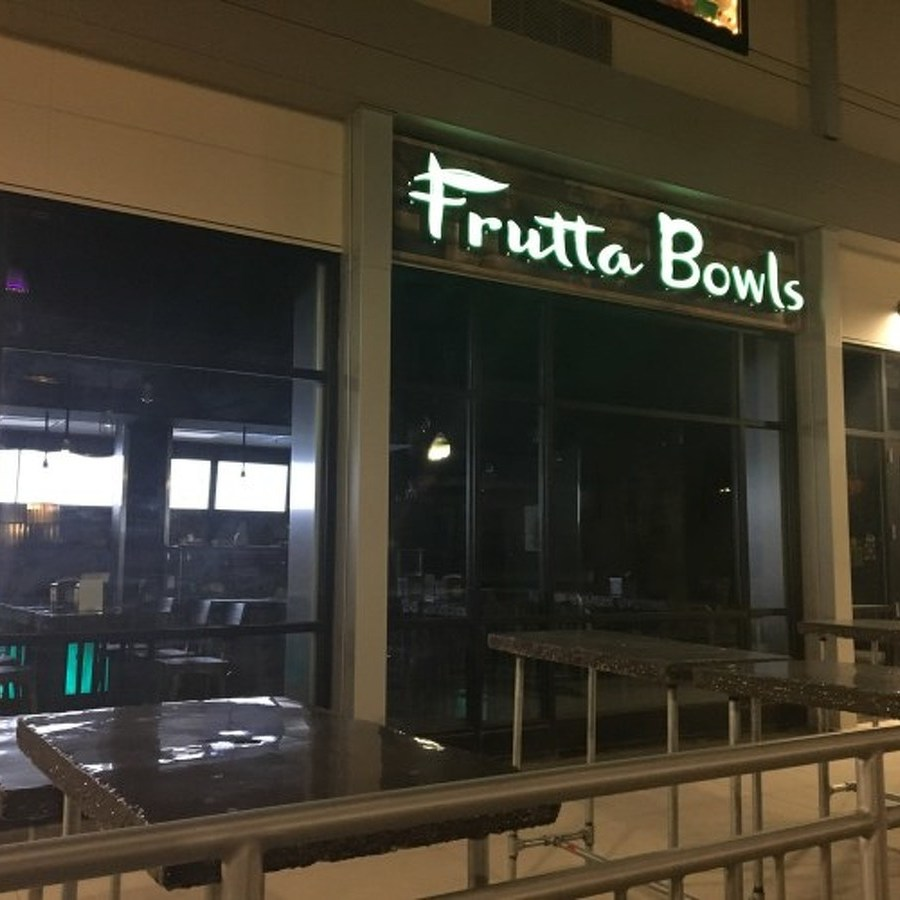 Frutta Bowls Ready for Grand Opening
