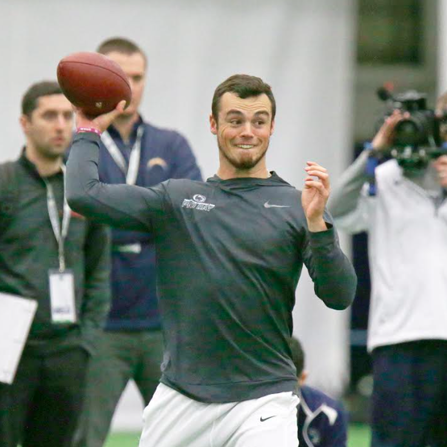 Penn State Football: McSorley Looks Sharp At Pro Day