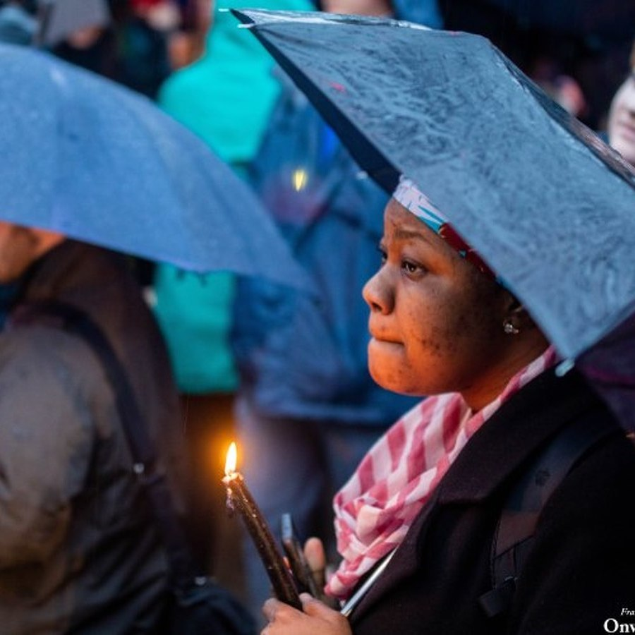 Vigil Pays Tribute to Man Who Was Fatally Shot by State College Police