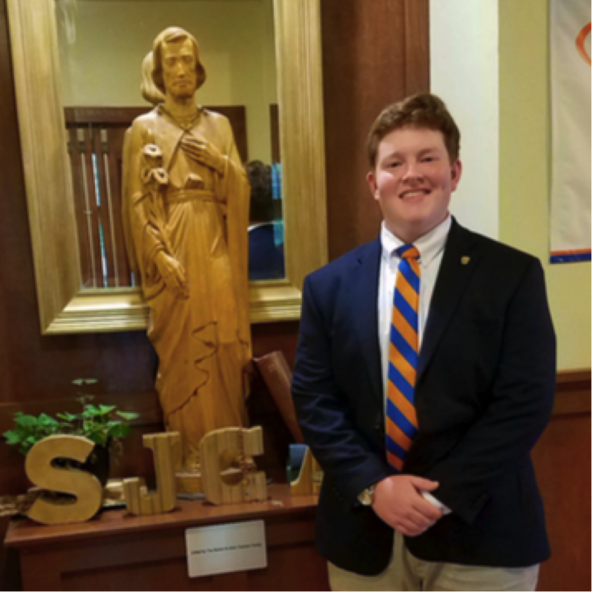 Saint Joseph's Senior Named National Merit Finalist