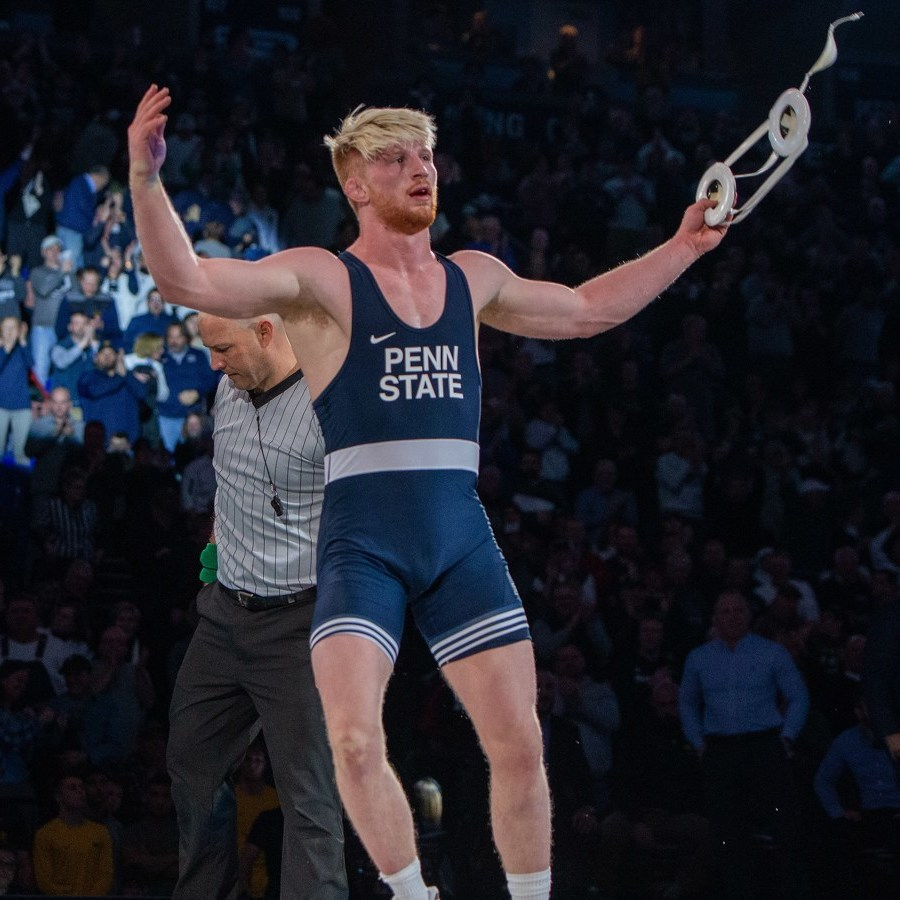 Penn State Wrestling: Bo Nickal Wins Hodge Trophy